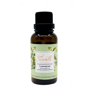 30ml Fragrant Oil - Lemongrass