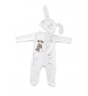 Baby Boy Long Sleeve Romper