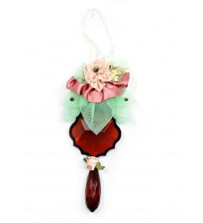 LL Crystal Mobile Hanging-Pink