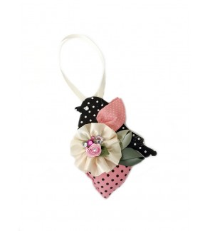 Lovely Lace Hanging Item-Bird