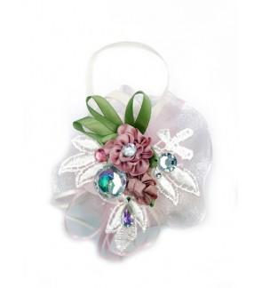 Lovely Lace fragrant Bag-Light Pink
