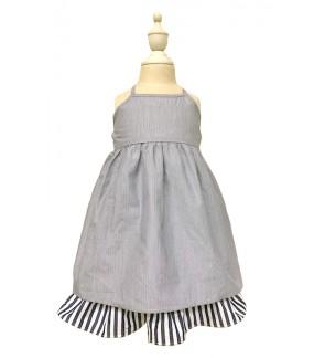 Baby Sleeveless Dress (0-12 Months)