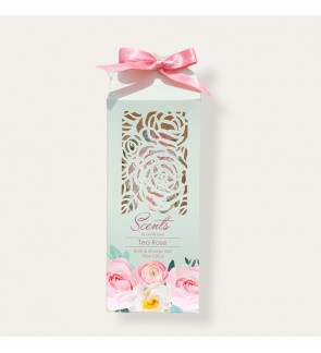 150ml Shower Gel - TEA ROSE